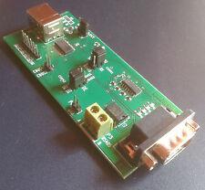 USB to RS485,RS232,Serial (TTL 3.3V/5V) Converter