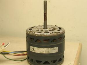 Incredible Franklin Electric Hc41Me117 Blower Motor 1 3Hp 115V 60Hz 1100Rpm 9 5 Wiring Database Gramgelartorg