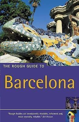 """AS NEW"" The Rough Guide to Barcelona (Rough Guide Travel Guides), Brown, Jules,"
