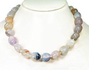 Collier-de-pierre-gemme-extraordinaire-en-agate-en-Pepite