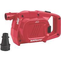 4-coleman 4-1/2 W X 4-7/10 Quickpump Battery Operated 4d Air Pump 2000017845
