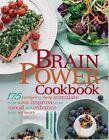 Brain Power Cookbook by Reader's Digest (Australia) Pty Ltd (Hardback, 2015)