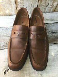 Men's Clarks Tilden Way Tan Leather