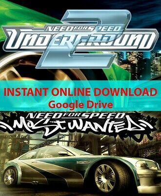 Need For Speed Most Wanted 2005 Need For Speed Underground 2 Instant Download 14633148220 Ebay