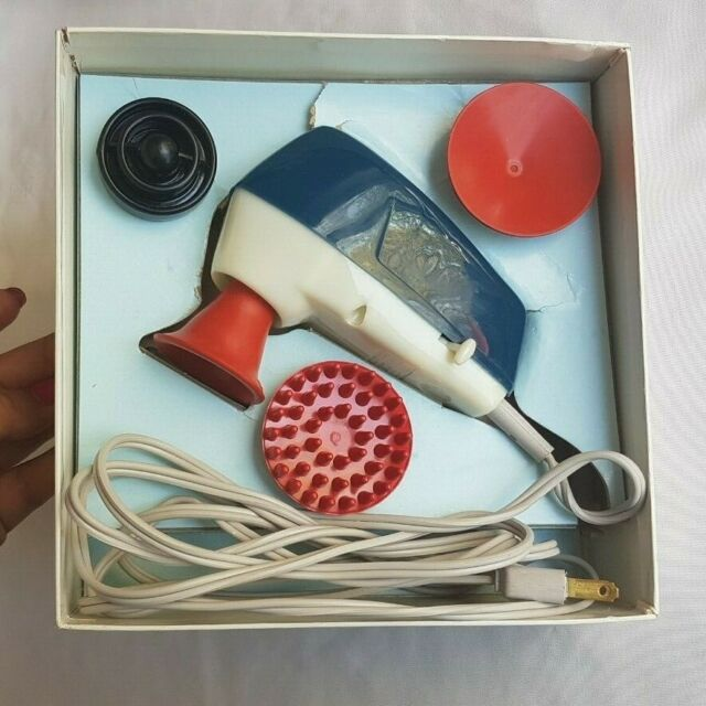 Vintage WAHL Deluxe Vibrator Massager #200 in box - good condition