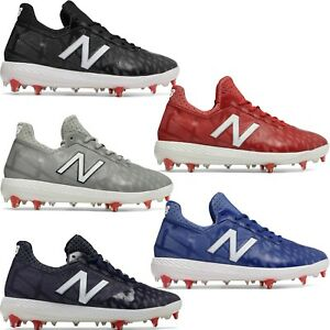 bf4252884d96 NEW BALANCE COMPv1 TPU LOW MEN'S Low-Cut BASEBALL COMFY CLEATS | eBay