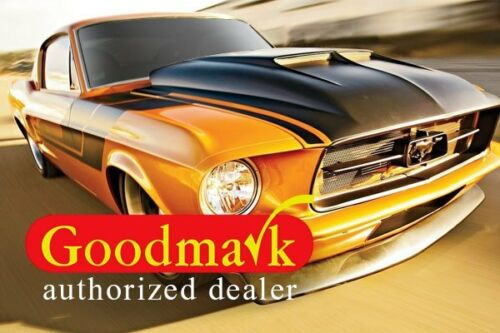 For Chevy One-Fifty Series 57 Goodmark Rear Driver Side Bumper End
