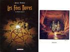 DAMIEN LES FEES NOIRES #1 EDITION ORIGINALE + EX-LIBRIS 200 ex. n°/signés