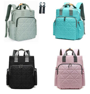 Unisex-Quality-Multi-functional-Waterproof-Backpack-Baby-Nappy-Changing-Bag-Set