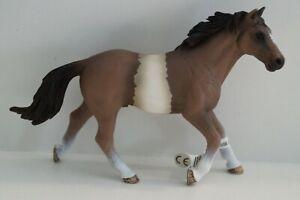 Schleich-72019-Pinto-Hengst-Exclusive-Sonderedition-von-2012-Pferd-horse-NEU-new