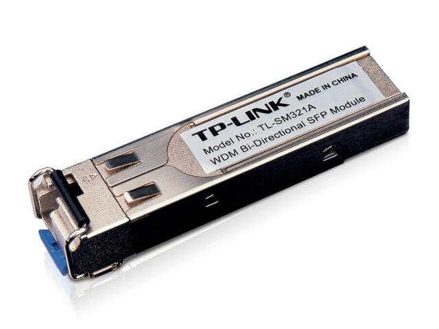 For TP-Link TL-SM321B New 1000BASE-BX10-D WDM SFP TX1310//RX1550nm Transceiver