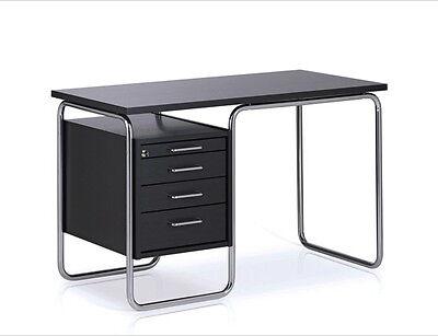 Schreibtisch vintage schwarz  Bauhaus collection on eBay!