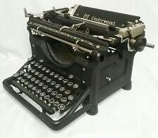 "Vintage Underwood Typewriter No 6 "" Champion""1936 In Lovely Working Condition ."
