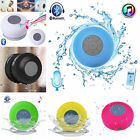 Wireless Bluetooth Speaker Waterproof Mini Shower For iPhone Tablet PC