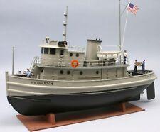 """DUMAS PRODUCTS 1256 18"""" US Army 74' ST Tug Boat Kit (1/48)"""