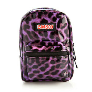 BooBoo-MINI-BACKPACK-LEOPARD-PURPLE-Great-Item-For-Busy-People-On-The-Go