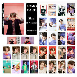 KPOP-Bangtan-Boys-Album-MAP-OF-THE-SOUL-PERSONA-JHOPE-Lomo-Card-Photo-Card