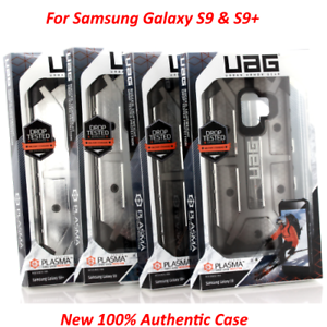 UAG-Urban-Armor-Gear-For-Samsung-Galaxy-S9-amp-S9-Composite-Plasma-Case-Ice-Ash