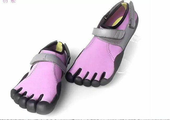 Women Men's Sports Fingers Toes shoes Unisex hiking Climbing Barefoot Barefoot Barefoot Trainers 170019