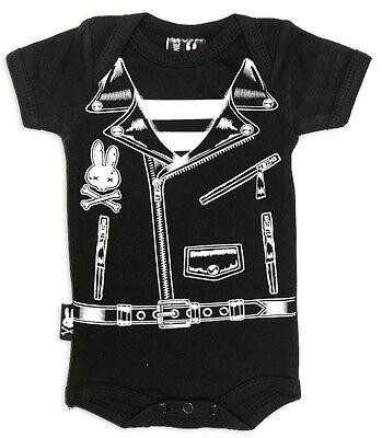 Custom Style Six Bunnies Baby CUPCAKES Strampler.Tattoo,Biker,Oldschool,Pin up