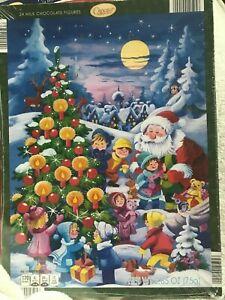 Aldi-Chocolate-Advent-Calendar-24-Figures-Germany-Christmas-Countdown-Tree-Santa