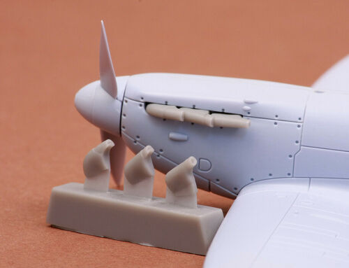 Round for Airfix kit SBS 1//72 Supermarine Spitfire Mk.I//II Exhaust