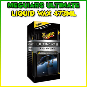 meguiars ultimate liquid wax 473ml g18216 synthetic. Black Bedroom Furniture Sets. Home Design Ideas