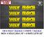 Volk Rays Racing Wheel Wheels Engineering Llantas Vinilo Sticker Pegatina Decal