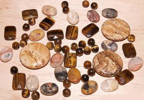 1 tigermix piedras preciosas mezcla