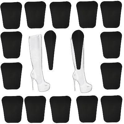 1 - 12 Paar Stiefelspanner Plain Stiefel Spanner Schaftformer Schuhspanner