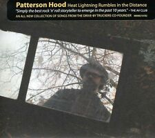 Patterson Hood - Heat Lightning Rumbles in the Distance [New CD]