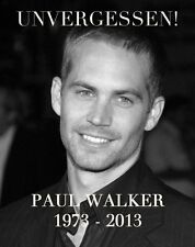 1 Foto - Paul Walker - neu -  10 x ... cm