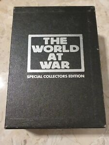 The World At War - Special Collectors Edition [DVD] ***VGC***