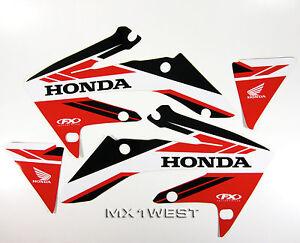 Factory Effex EVO 14 Graphics Honda CRF 250 CRF250 X 04 05 06 07 08 13 14 15 17