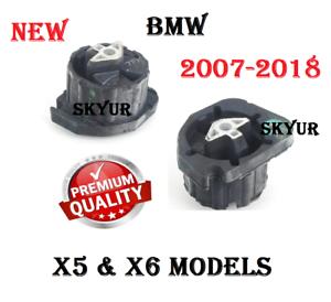 Automatic Transfer Case Transmission Mount For 07-18 BMW X5 X6 Models PREMIUM