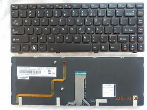 CLAVIER-LENOVO-QWERTY-US-IdeaPad-Y480-MP-11G53USJ6861-MODEL-T2B8-US-NEUF