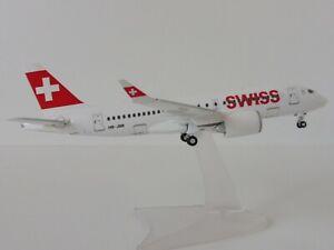 SWISS-Airbus-A220-100-1-200-Herpa-558471-001-Swissair-CS-100-BOMBARDIER-CS100