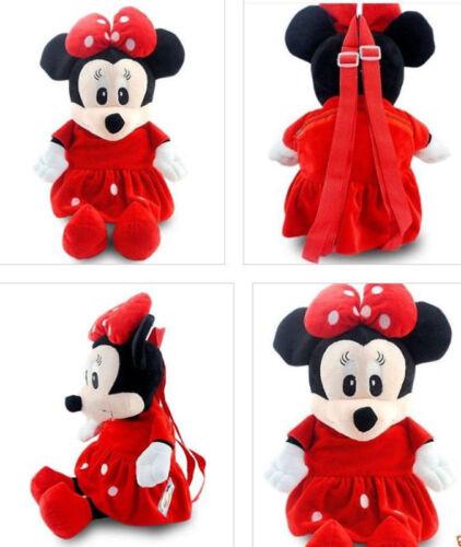 Minnie Kids Baby Boys Girls Backpacks Cartoon Pre-primary School Bag Selling