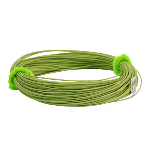 2 PACK Float Fly Fishing Line Dynamic Tapered Fly Line 4WT 5WT 6WT Random Color