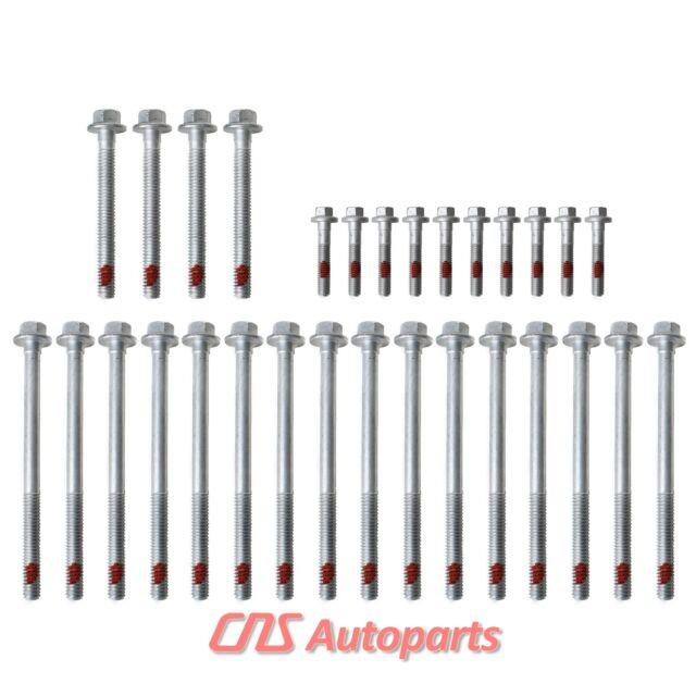 1st Design Cylinder Head Bolt Set GM Chevrolet 4.8L 5.3L 5.7L 6.0L OHV V8 VORTEC
