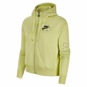 Nike Damen Sport Fitness Kapuzenjacke Sweatjacke NSW   real