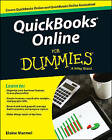 Quickbooks Online For Dummies by Elaine Marmel (Paperback, 2015)
