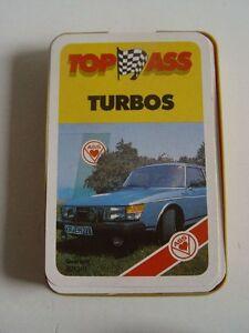 TURBOS-TOP-ASS-QUARTETT-Nr-3212-8-Vollstaendig-in-Grossbox