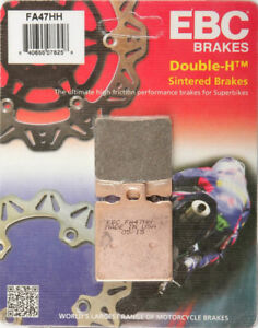 EBC-Double-H-HH-Sintered-Superbike-Brake-Pads-One-Pair-FA47HH