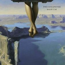 DALIS CAR - INGLADALONENESS [DIGIPAK] * USED - VERY GOOD CD