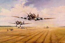 ROBERT TAYLOR St Croix-Sur-Mer Spitfire Artist Proof JOHNNIE JOHNSON -SOLD OUT-