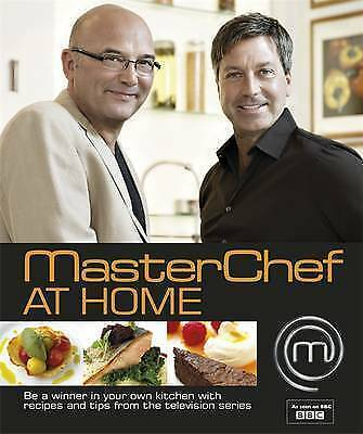 """""""AS NEW"""" MasterChef at Home, DK, Book"""