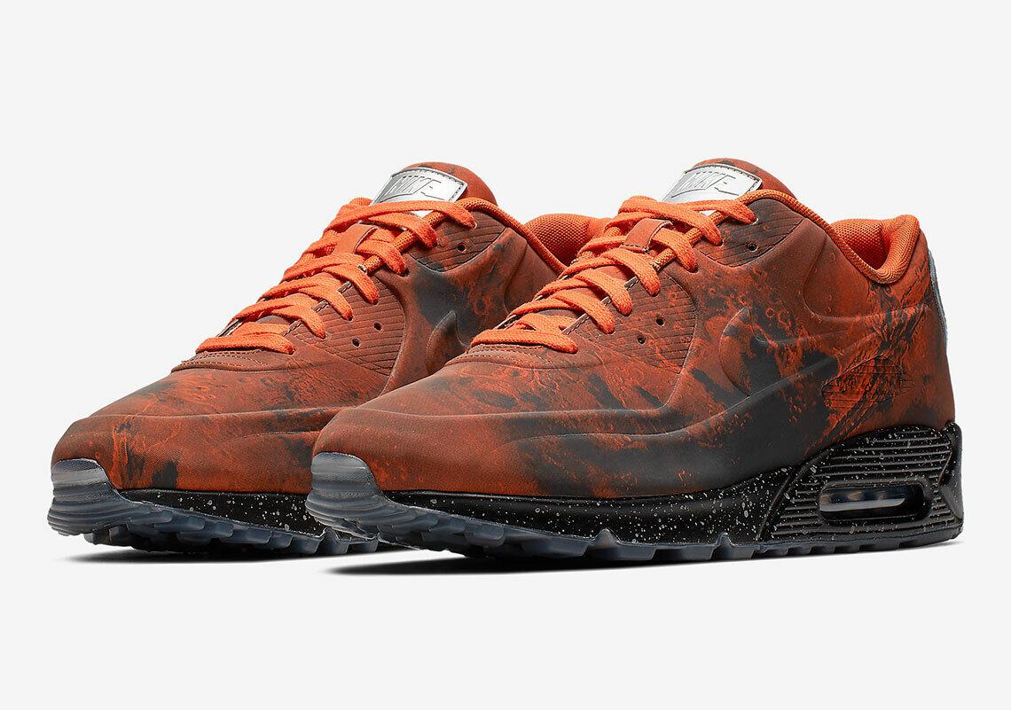 Size 9.5 - Nike Air Max 90 QS Mars Landing 2019 for sale online   eBay