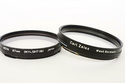 Zeiss 67mm Softar I Filter for Rollei Bronica Pentax Camera Lens Mamiya