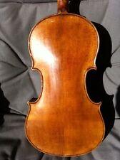 Very old labelled Vintage Violin Violino 4/4 by H. derazey 1863